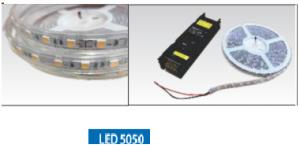 Đèn led dây 14.4w LED 5050