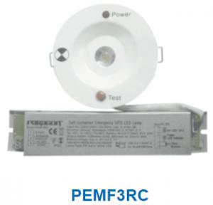 Đèn sạc khẩn cấp 3w PEMF3RC