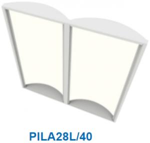 Máng đèn led light 28w PILA28L/40